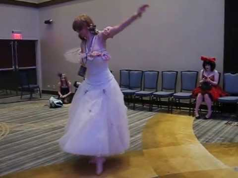 Anime Midwest 2013 - Formal Ball Fairy - Friday - Raw video