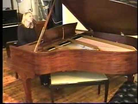 Steinway O Grand Piano for sale at www.craftsmanpiano.net
