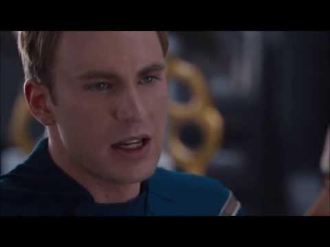 """Цитата из """"Мстители"""" 2012 г. (Капитан Америка и Тони Старк)"""