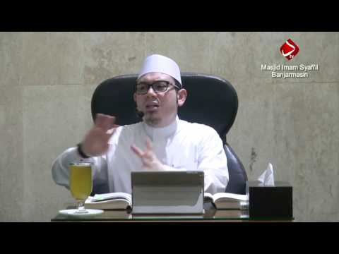 Cinta Kepada Allah #3 (Bag 2) - Ustadz Ahmad Zainuddin Al-Banjary
