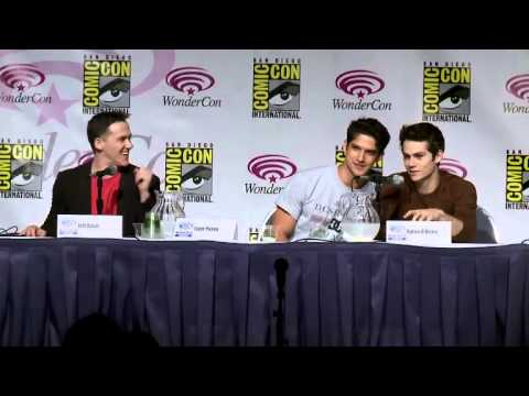 WC 2013: Official TW Panel -  Stiles and Lydia #1