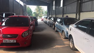 Tổng hợp các mẫu xe oto cũ giá rẻ tại Hải Phòng vận chuyển toàn quốc