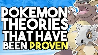 5 Pokemon Theories That Have Been PROVEN