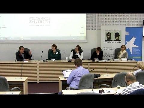 """Дискуссия """"Гражданское общество в развитии: смена парадигмы?"""""""