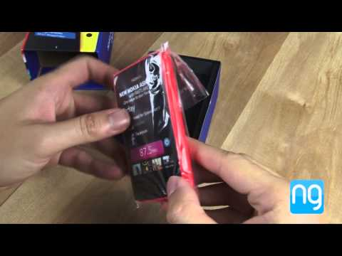 แกะกล่อง Nokia Asha 501