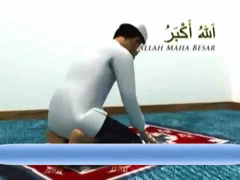 Gambar doa setelah sholat taubat