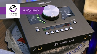 Review - Universal Audio Apollo Twin MkII