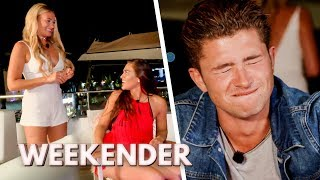 Boat Party: Charlotte Crashes Jordan's Date to Reveal the Truth! | Weekender