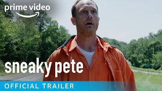 Sneaky Pete Season 2 - Official Trailer [HD] | Prime Video