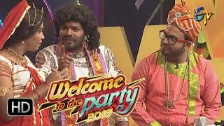 Sudigaali Sudheer Performance | ETV New Year Special Event 2017 | Welcome To The Party | 31st Dec