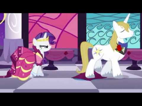 Rarity and Blueblood, the Unhappy Couple Music Videos