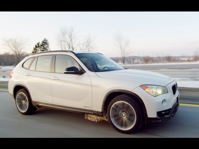 2013 BMW X1 xDrive28i - Review - CAR and DRIVER - YouTube