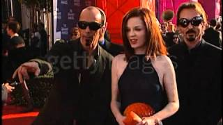 Garbage on Grammy Awards 24 Feb 1999