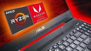 This All-AMD Notebook Was The Best of CES!