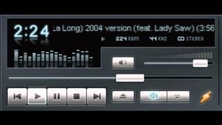 Inner Circle Feat Lady Saw Sweat A La La La La Long
