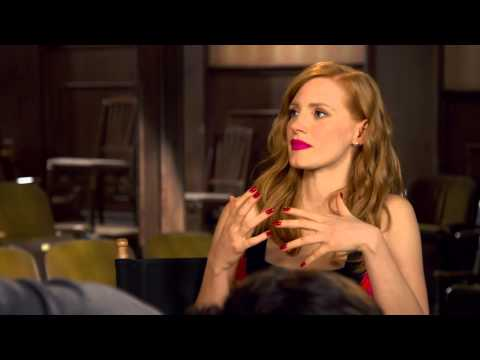 A Conversation With Jessica Chastain and Oscar Isaac: Mastering the Craft