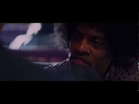Clip #2 Of Andre 3000 as Jimi Hendrix In Clip From 'All Is By My Side'