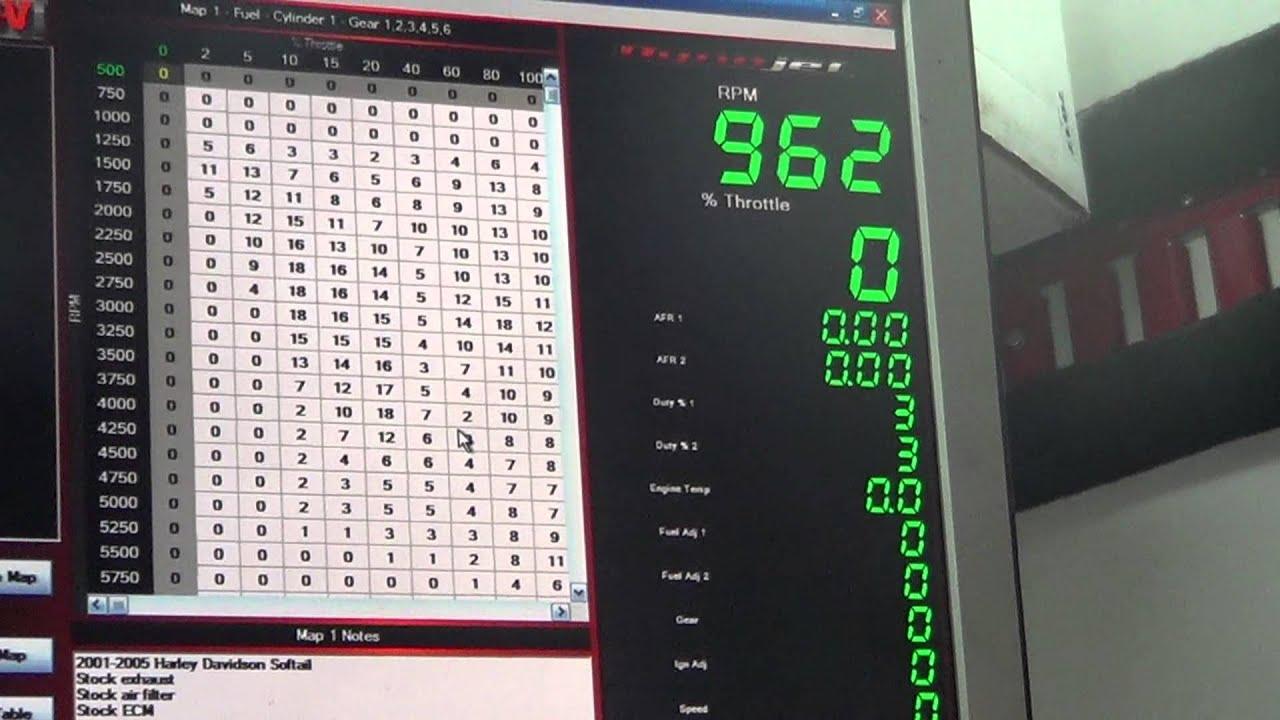 Dynojet Power Commander Iii Amp V Setting The Throttle Position Sensor Youtube