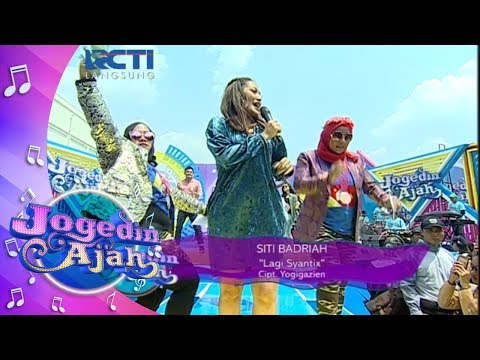 Download Lagu  JOGEDIN AJA - Siti Badriah Lagi Syantix 7 APRIL 2018 Mp3 Free