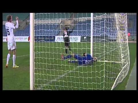 Sestřih gólů proti FC Kodaň