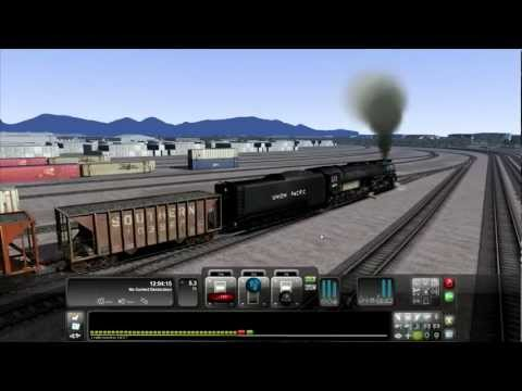 Railworks 3 Tutorial {HD}- Drive Steam Engine w/Expert Controls Part II