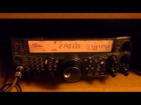 Amateur Radio Contest - CQWW SSB 2012 SN5V in QSO with UA0CNX and SP4PND