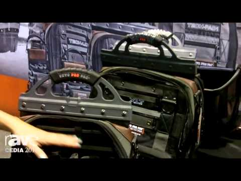 CEDIA 2014: Veto Pro Pac Shows Off Rugged Tech LC Toolbag