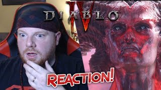 Diablo 4 Trailer - Krimson KB Reacts