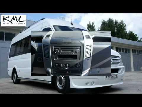 Переоборудование микроавтобусов mercedes