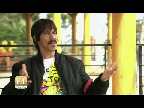 Red Hot Chili Peppers' Anthony Kiedis Health Update Interview