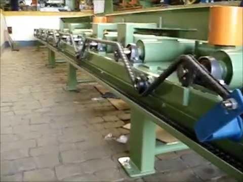 ASERRADERO. Fabricacion de Maquinaria