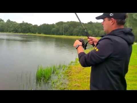 ловля на фидер с нормундом грабовскисом видео