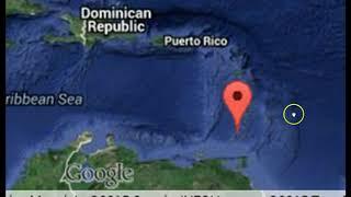 Submarine Volcano Near Grenada May Erupt, Could Pose Caribbean Tsunami Threat