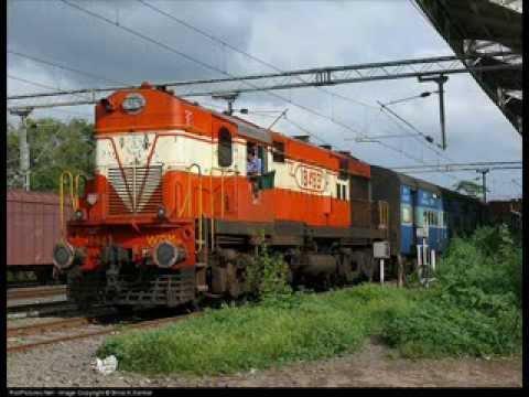 Indian Railway Diesel Gods video