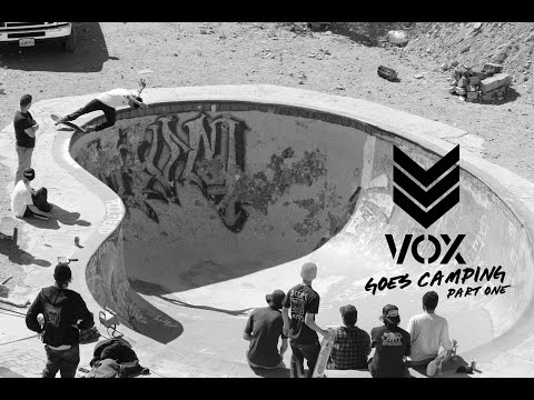 VOX Goes Camping - Part 1