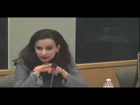 Pakistan: The Untold Story -- Ambassador Sherry Rehman
