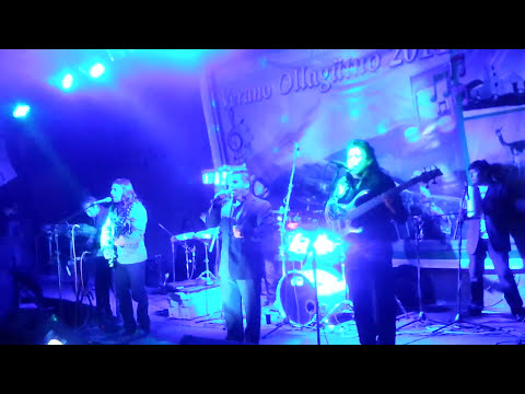 Grupo Seductores en vivo Verano Ollaguino 2014