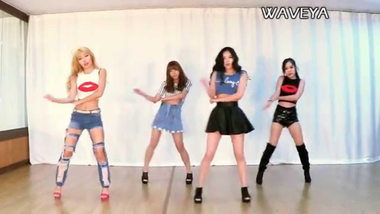 Waveya T-ara SUGAR FREE 티아라 슈가프리 cover dance - YouTube