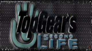 Second Life Top Gear's Ep6 1080HD