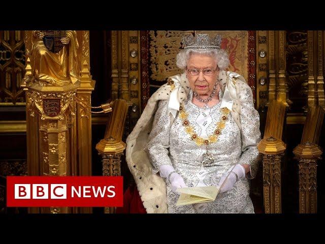 Brexit dominates Queen39s Speech to UK parliament - BBC News