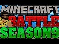 Youtube Thumbnail Brammen holt sein DING raus 🎮 Minecraft Battle Season 9