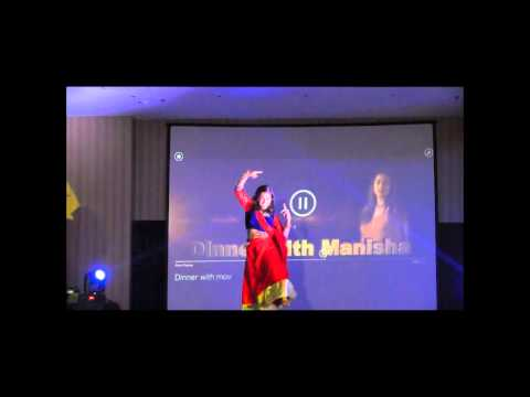 Dcnepal - Dinner With Manisha Koirala video