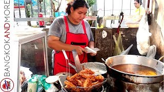 BREAKFAST IN BANGKOK - Bangkok Street Food Breakfast