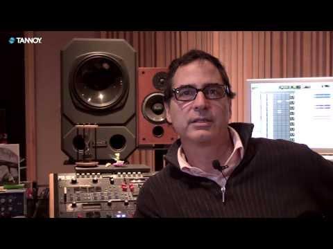 Mixing Legend Tony Maserati: Sweet spot & speaker placement