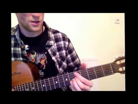 Learn Jazz Chord Shapes (and Star Wars Cantina Band Song)