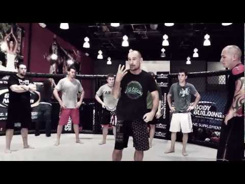 Dragon's Den MMA Charity Training Event, Episode 3, Fight Strategy with Coach Greg Jackson Image 1