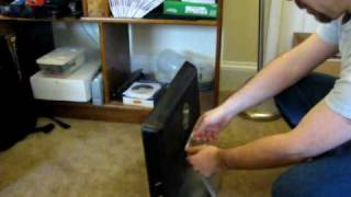 HP Pavilion MS214 all-in-one PC unboxing