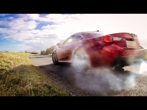 Lexus RC F Review: The Evil M4 Challenger ft. Engineering Explained