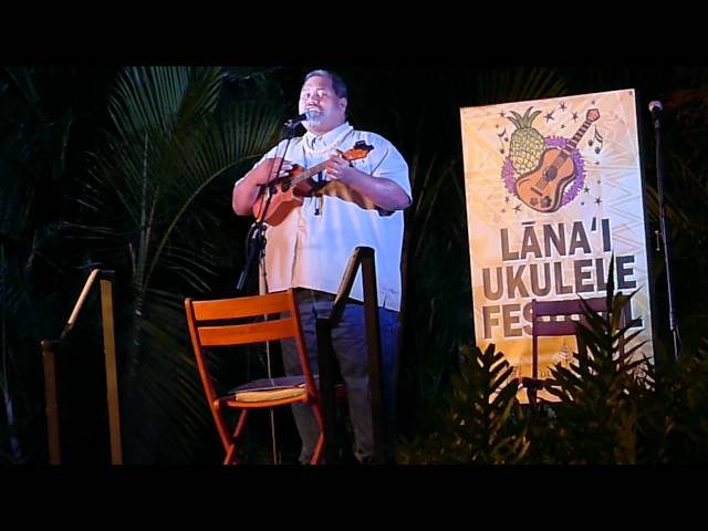 2nd Annual Lanai Ukulele Festival - Trailer