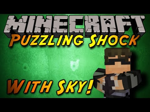 Watch Minecraft: Puzzling Shock Finale!